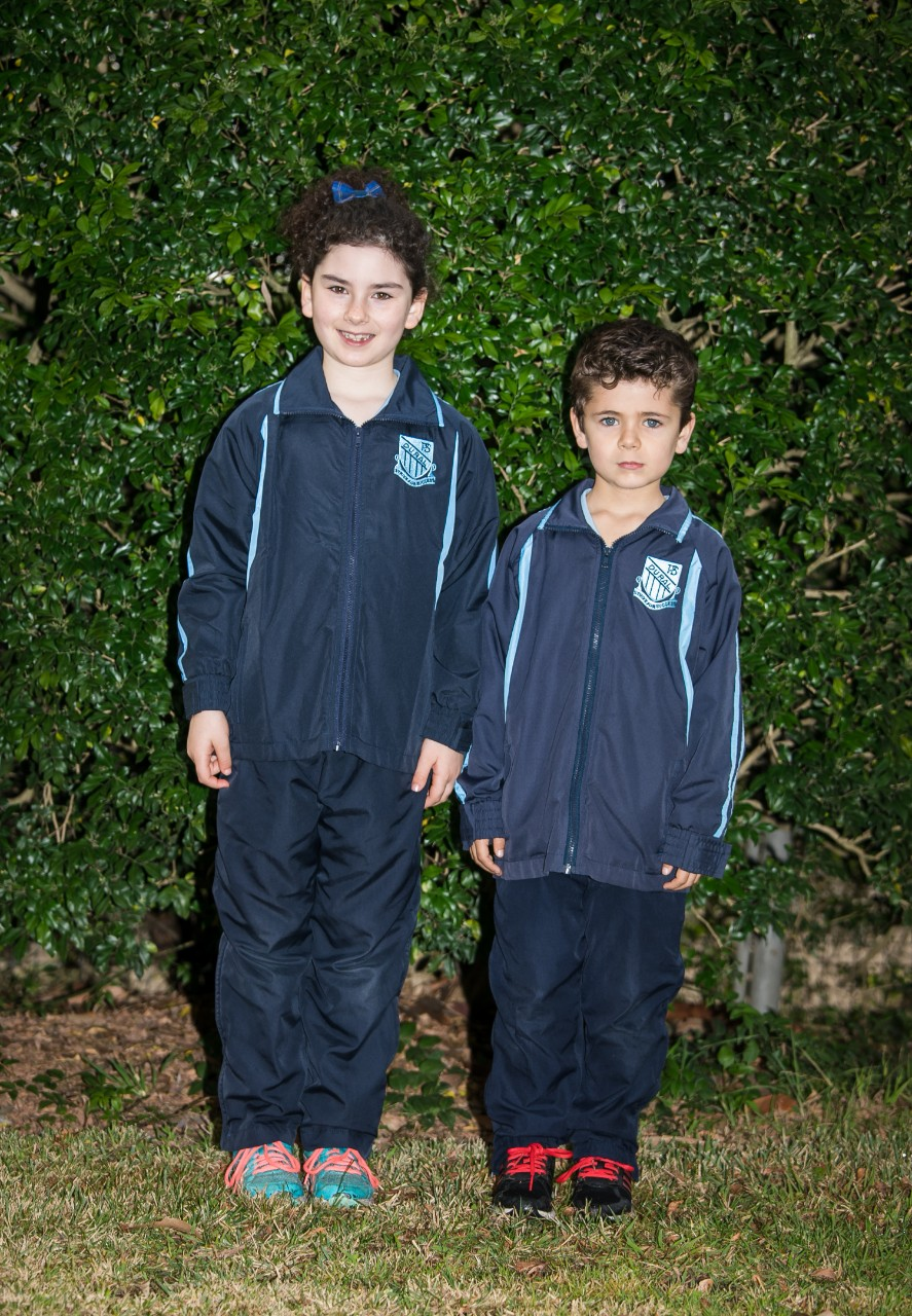 Dural Public School winter sports uniform unisex