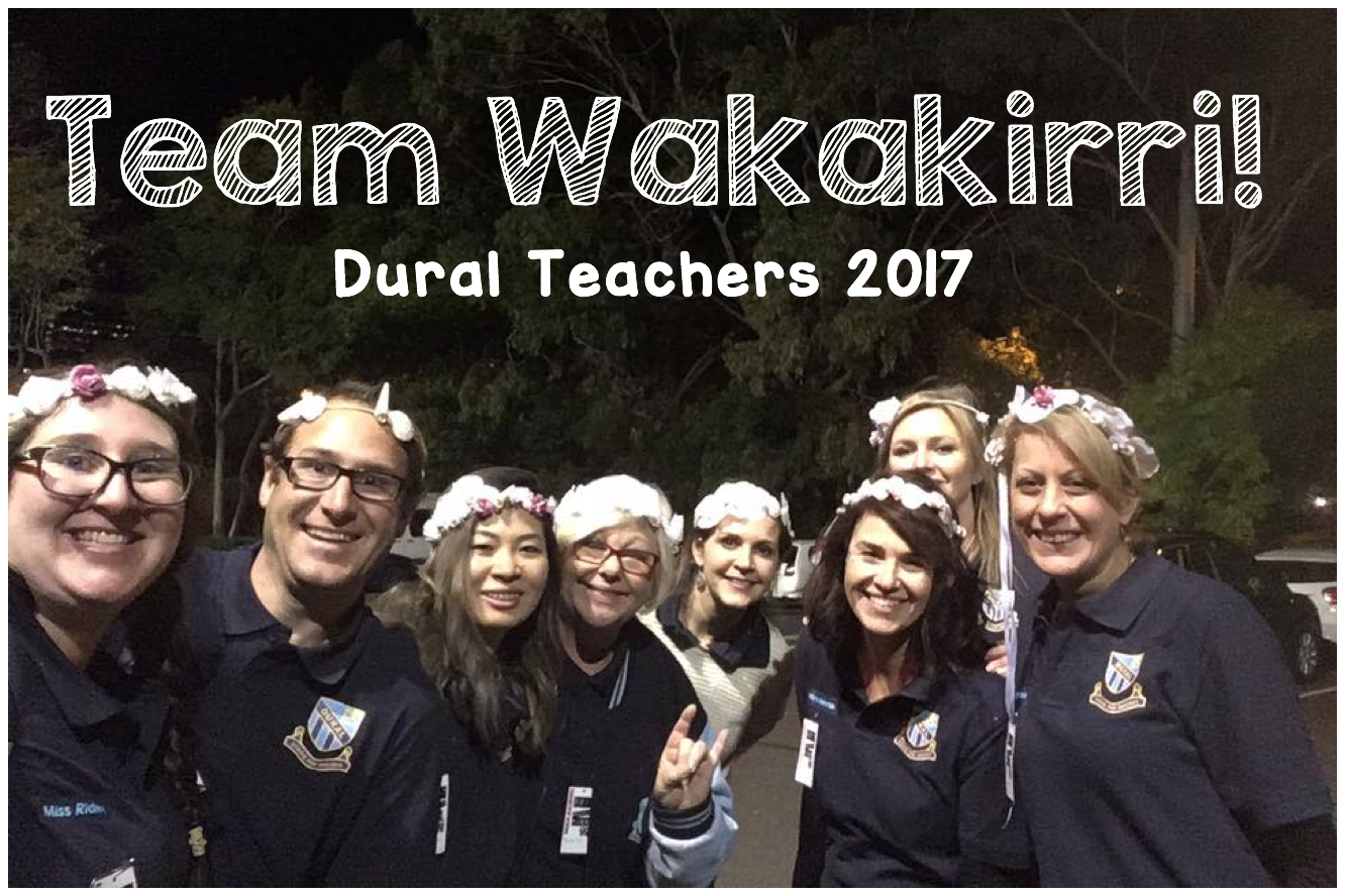 Wakakirri Teachers 2017